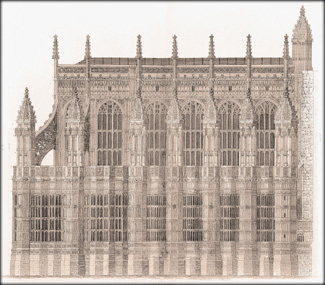Henry VII Chapel - information page